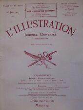 L' ILLUSTRATION No 4398 . 18 juin 1927 . La vie a bord des paquebots .