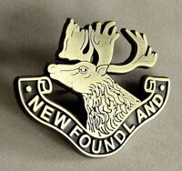CANADA Army 100th Anniversary Of The Newfoundland Regiment Lapel Pin