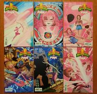 Mighty Morphin Power Rangers: Pink #1-6 (Full Miniseries)