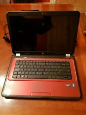 HP Pavilion G6-1130sa Laptop AMD E-3501.6GHz Processor 4GB Ram 500GB HDD