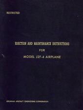 Grumman Duck Service Manual historic archive 1930's 1940's amphibious biplane