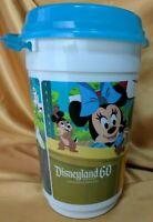 Disneyland Park 60th 60 Diamond Celebration Anniversary Popcorn Bucket Exclusive