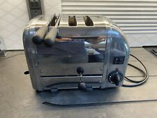More details for dualit combi 2+1 toaster three slot toaster 3 slice polished chrome