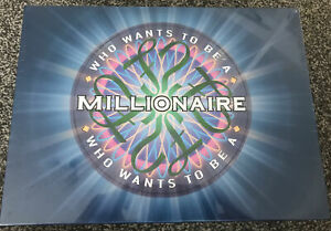 Who wants to be a millionaire board game. New