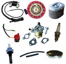 Honda GX270 9hp Engine Tune Up Kit w/ Spark Plug, Air Filter Carburetor Recoil