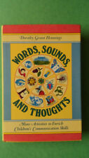 Words, Sounds, & Thoughts:More Activities~Enrich Children's Communication Skills
