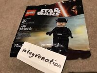Lego Promotional Polybag Minifigure-First Order General 5004406 Star Wars NEW