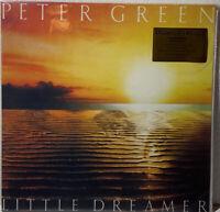 "PETER GREEN ""LITTLE DREAMER"" LIMITED SOLID ORANGE (UK IMPORT) VINYL LP NEW 180G"
