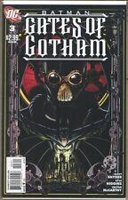 Batman Gates of Gotham 2011 series # 3 A very fine comic book
