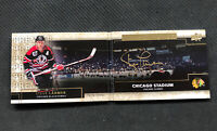 2014-15 UPPER DECK PREMIER STEVE LARMER RINKS OF HONOR AUTO BOOKLET #RH-SL