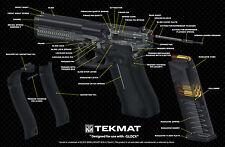 New Glock Tek Mat Color 3D Armorers Gun Cleaning Bench Mat