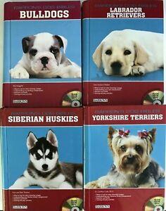 Barron's Dog Bibles with Training DVD Hardback Book Multiple Breeds