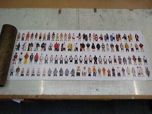 Michael Lau Maharishi 2003 CrazySmiles Gardener poster with unused tube. New.