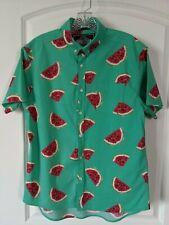 Watermelon print shirt size medium
