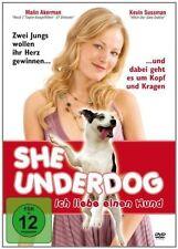 DVD/ She Underdog - Ich liebe einen Hund !! NEU&OVP !!