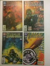 "Starman 20,21,22,23  - DC Comics 1996 -""Sand and Stars"" (JSA/golden age Sandman)"