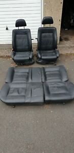 Vw Golf Mk3 Vr6 Highline Leather Seats And Door Cards