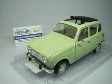 1/18 Solido Salvat Hachette Aquellos Maravillosos coches RENAULT 4 4L 1964