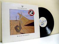 ULTRAVOX rage in eden LP EX+/EX CHM 1338, vinyl, album, uk, chrysalis, new wave