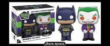 DC: batman & joker FUNKO pop home salt & pepper shaker set