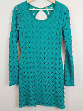 FREE PEOPLE | Womens Green Dress  [ Size M or AU 12 / US 8 ]