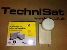 TechniSat Universal- Twin--LNB 0007/8882 Neu/ OVP