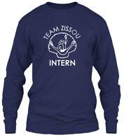 Team Zissou Intern - Gildan Long Sleeve Tee T-Shirt