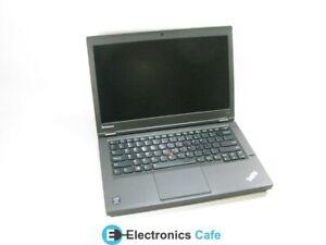 "Lenovo ThinkPad T440p 14"" Laptop 2.6 GHz i5-4300M 4GB RAM (Grade C)"