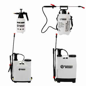 Garden Sprayer - Hand & Knapsack (1 to 20L)
