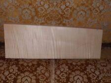 Tonholz, Tonewood, clase bosn. Riegel arce para cellohals, violonchelo Neck bloque