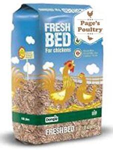 Dengie Fresh Bed 100 ltr  Chicken Poultry Bedding Pine Oil - *Next Day Del*