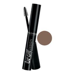 Farmasi Eyebrow Mascara LIGHT BROWN 5ml. Brand New
