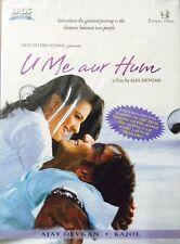 U Me Aur Hum - Ajay Devgn, Kajol - Hindi Movie DVD Region Free / English Subtitl