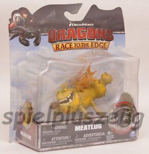Dragons Meatlug Drache Grump Figur Dragon Drachenzähmen leicht gemacht NEU