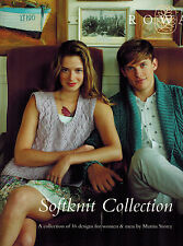 Rowan Softknit Collection Stricken Anleitungen Strickanleitungen