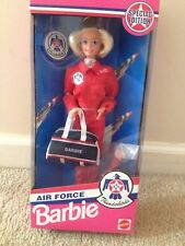 Special Edition Air Force Barbie