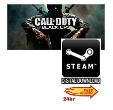 Call of Duty Black Ops PC Steam UK Fast Delivery
