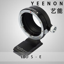 【YEENON】CANON EOS lens TO SONY E Camera Adapter (With 90º rotating tripod base)