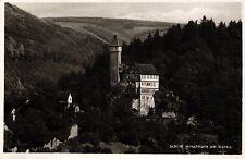 Hirsch corno sul Neckar, Castello, circa 30er/40er anni