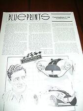 CUNNINGHAM C-4R SPORTS RACE CAR   ***ORIGINAL 1993 ARTICLE***