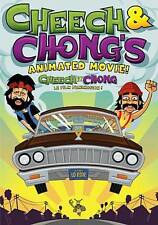 Cheech and Chong's Animated Movie (DVD, 2013)