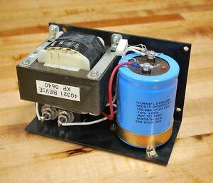 Elpac BFS20012, Popwer Supply, Input 105/115/125Vac, Output 12.5V 15a. - NEW