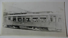 USA522 UNITED RAILWAYS Co of ST LOUIS - TROLLEY No606 PHOTO Missouri USA