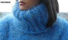 HANDKNITTED MOHAIR SWEATER by SWEETMOHAIR