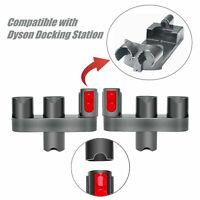 2X For Dyson V7 V8 V10 V11 Wall Mount Accessory Tool Storage Rack Holder Bracket