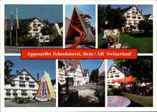 STEIN AR Schweiz Appenzell Appenzeller Schau-Käserei Käse Manufaktur ungelaufen