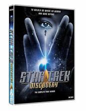 Star Trek: Discovery - Stagione 01 (4 Dvd) PARAMOUNT
