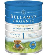 Bellamy-Step 1 Organic Infant Formula 900g