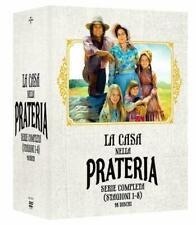 La Casa nella Prateria (Blu-ray,2018, Serie Completa da 48 DVD)