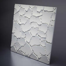 3D Decorative Wall Panels 1 pcs ABS Plastic mold for Plaster Sahara